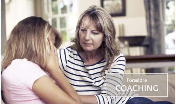 coaching af forældre til børn med angst