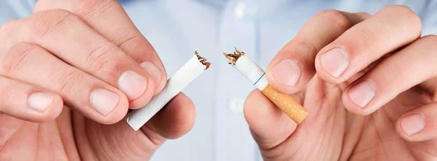 rygeafvaenning
