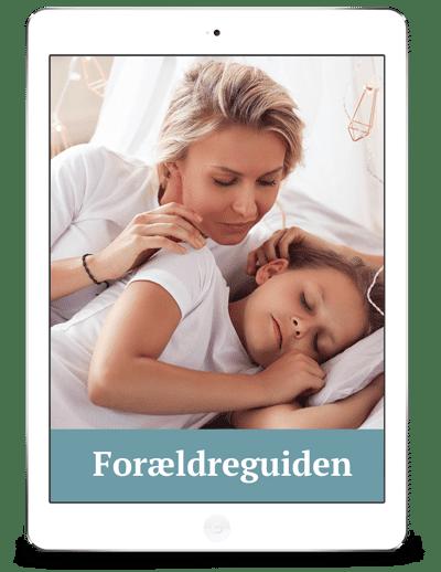 Nyhedsbrev om børn og angst